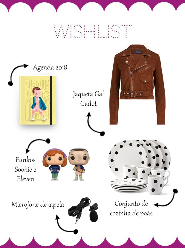 Wishlist de final de ano